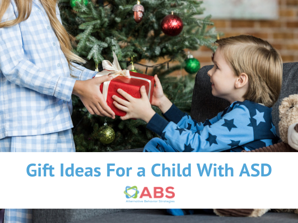 Find The Perfect Gift For A Child With ASD