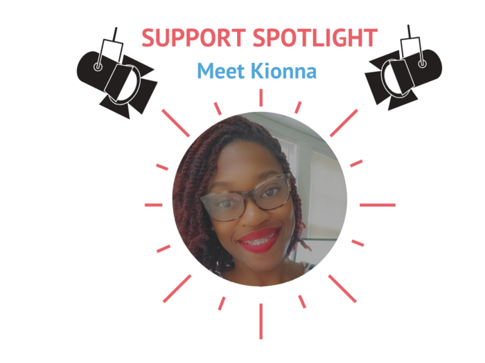 ABS Support Spotlight on Kionna Hammond