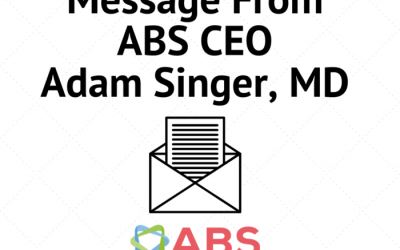 A Message to Families and Caregivers From CEO Adam Singer, MD 4.7.2020