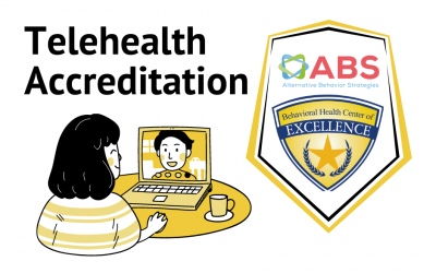 Alternative Behavior Strategies Earns BHCOE Telehealth Accreditation Receiving National Recognition for Commitment to Quality Improvement